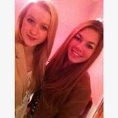 Leanne met Bianca