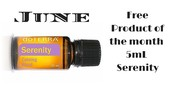 Product of the Month: 5mL Serenity