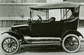 The 1919 Model T Ford