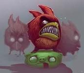 furioso = furious