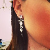 Jocelyn drop earrings