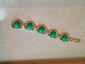 Zinnia Bracelet $24.50