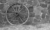 Wagon wheel. Digital image. Flickr. Kool Cats Photography, Mar. 2013. Web. 16 Mar. 2015.