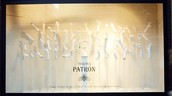 Patron Window Display