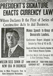 1913 Federal Reserve Act,
