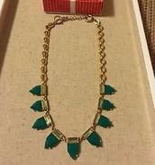 Eyecandy Necklace - Green