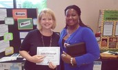 Congrats to Mrs. Cavanaugh and Ms. Poythress for becoming STEM certificate teachers!