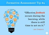 Teaching Feedback Norms