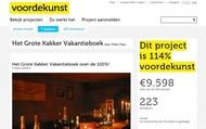 Crowdfunding Campaign Voordekunst.nl