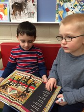 News from Preschool and Some Spring Planning too!