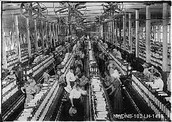 Textile factories changed the world