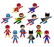 Superhero Board