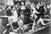 President Kennedy before death