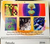 THS Fine Arts Calendar
