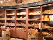 Bakery breads