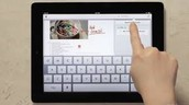 ipad       touchscreen