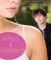 Who i kissed.