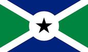 Songhai flag