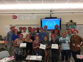 Gators of the Week:  Student Council Leaders work with Chick fil A Leadership to Prepare 900 meals