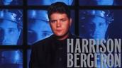 """Harrison Bergeron in """"Harrison Bergeron"""""""