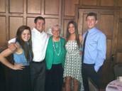 Grandma and her grandkids
