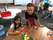 Sorting Shapes by Attribute