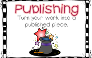 Publishing/Sharing