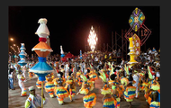 Carnival in Havana.