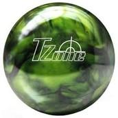 Tzone bowling ball