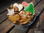 Gingerbread Cookies or Piparkūkas