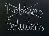 Problems to anticipate and solutions suggested