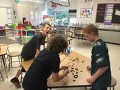 Building Legos!!!