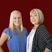 Sue Davis and Kelly Ryan, Realtors