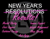 Crush your 2016 Resolutions with a new Lifestyle - NOT a diet!