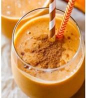 Pumpkin Spice Smootie