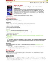 Reading A to Z Gems book overview
