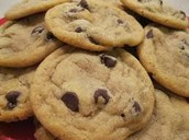 Classic Chocolate chips cookies