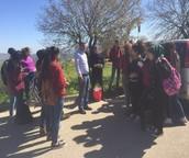 מעורבות חברתית- סביבתית- תיכון ביר אלמכסור - מיזם - 2016