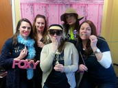 Team Kidwell Photo Booth