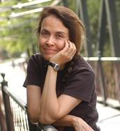 Naomi Shihab Nye @ Hopkins