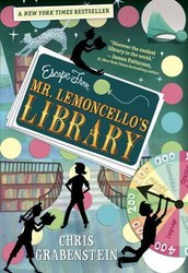 Book of the Week: Escape from Mr. Lemoncello's Library