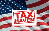 The US finally admits it is a tax haven