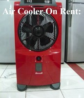 Air Cooler on rent........