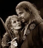 Lady Macbeth is to blame