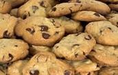 cookie eating