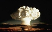 Thermonuclear Bomb Explosion