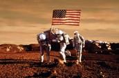 People on Mars