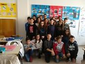 La classe II E
