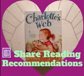 Share reading recommendations.