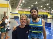 Hawk Indoor Marathon